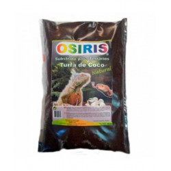 Sustrato Osiris Turfa de Coco para Terrarios 5L