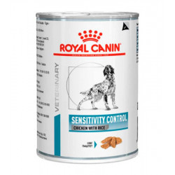 Royal Canin Veterinary Diet Sensitivity Control Perros Sabor Pollo