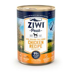 Ziwipeak Lata De Pollo Para Perros 390g