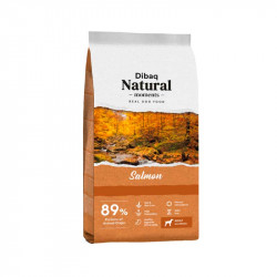 Dibaq Natural Moments Adult Salmón