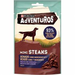 Purina Adventuros Grain Free Mini Steaks Venado