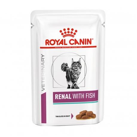 Royal Canin Renal Gatos sabor atún