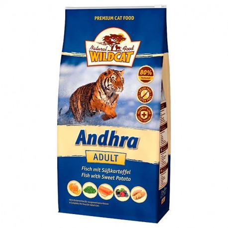 Wildcat Andhra Pescado