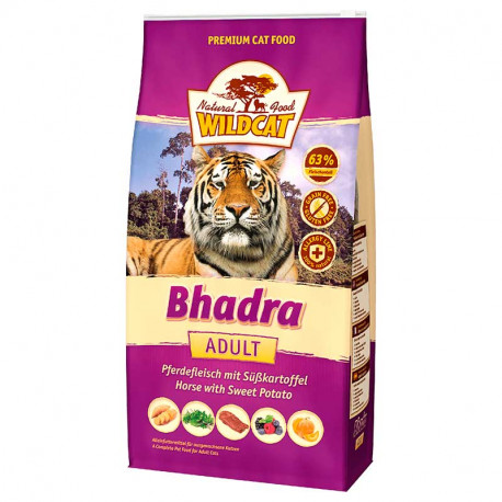 Wildcat Bhadra Carne de Caballo