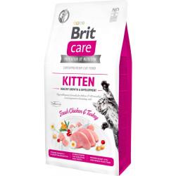 Brit Care Cat Grain Free Kitten Healthy Growth Development