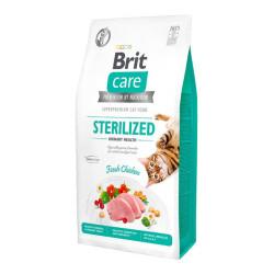 Brit Care Cat Grain Free Sensitive Healthy Digestion Delicate Taste