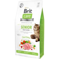 Brit Care Cat Grain Free Senior Weight Control