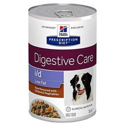 Hill's Prescription Diet Canine i/d Estofado con Pollo y Verduras Bajo en Grasa 354g