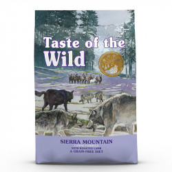 Taste of the Wild Cordero Sierra Mountain