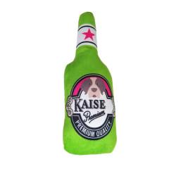 Peluche Botella Kaise para Perros