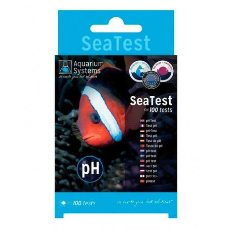 Aquarium Systems SeaTest 100 Test pH