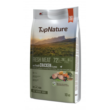 TopNature Fresh Meat Puppy & Junior 3kg