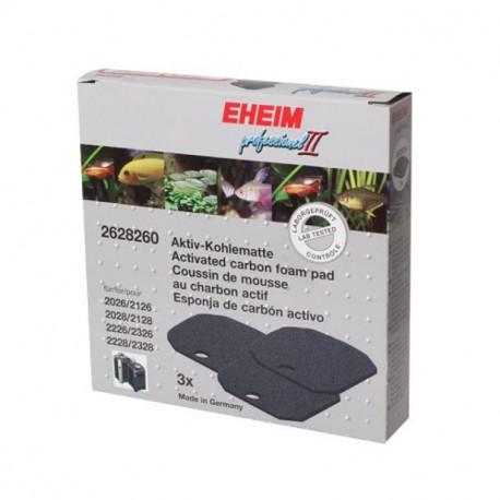 Recambio filtro Esponja Carbón Activo Eheim professional 2