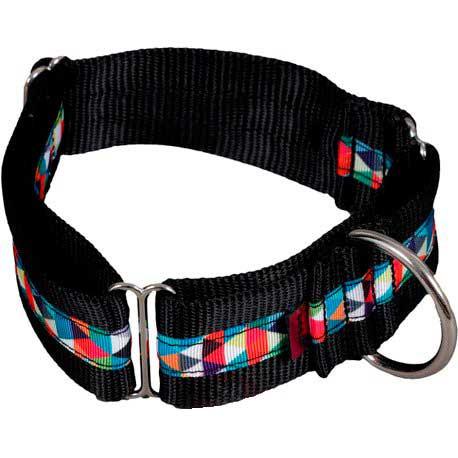 Collar Nylon Kaleido para Perros