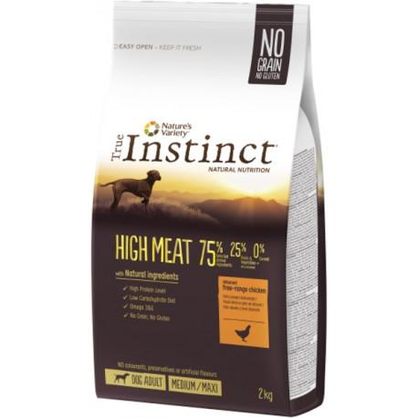 Pienso True Instinct Free Range Chicken Grain Free