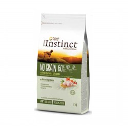 Pienso True Instinct Grain Free Adult 12kg