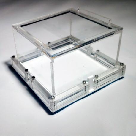 Caja de forrajeo 10x10cm