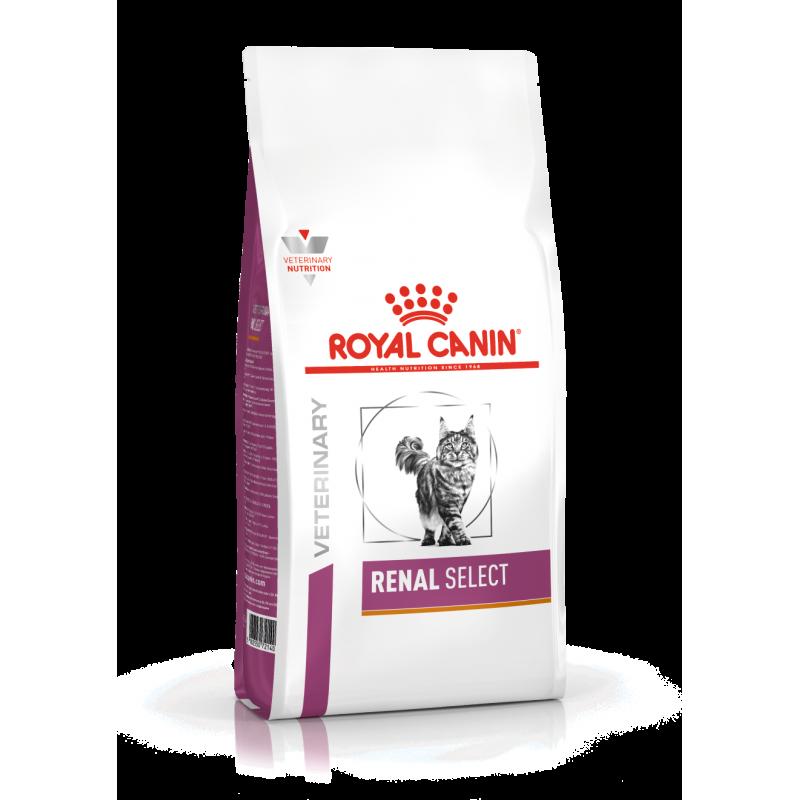 Royal Canin Renal Select Gatos