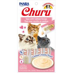 Inaba Churu Pops Puré de...