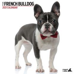 Calendario French Bulldog 2021
