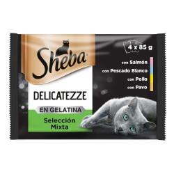 Sheba Delicato Seleccion Mixta