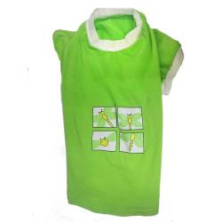Camiseta Verde para Perro