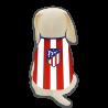 Camiseta para Perros del Atlético de Madrid