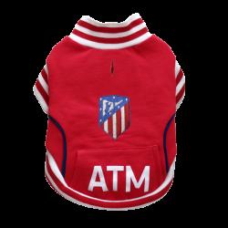 Sudadera para Perros del Atlético de Madrid