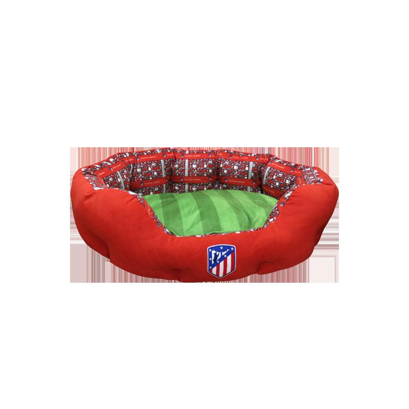 Cama para Perros del Atlético de Madrid