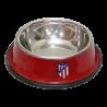 Comedero para Perros del Atlético de Madrid