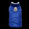 Abrigo Impermeable para Perros del Real Madrid