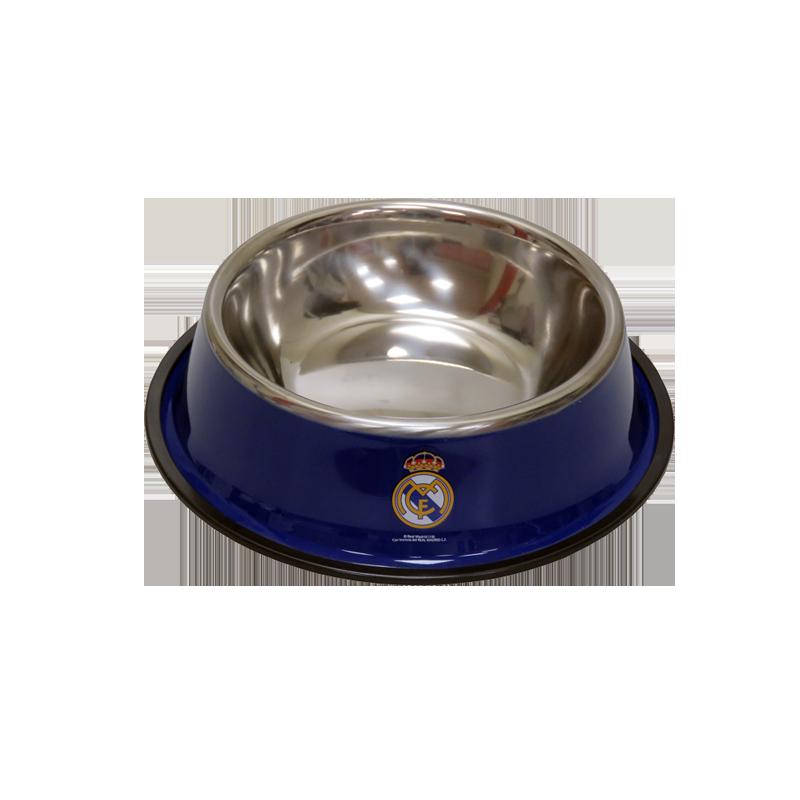 Comedero para Perros del Real Madrid