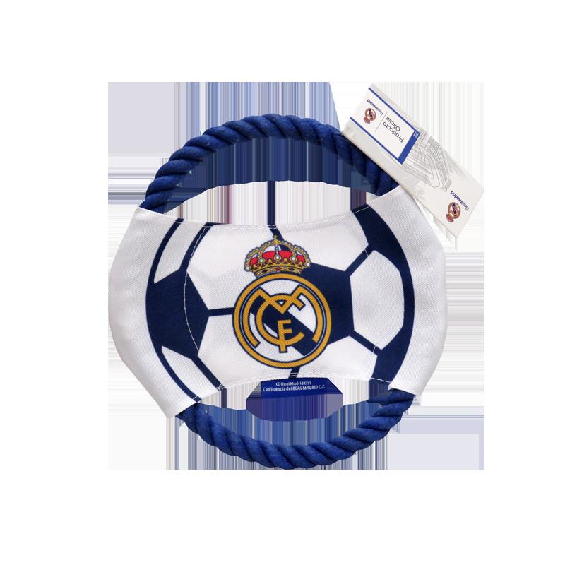Juguete de Cuerda para Perros del Real Madrid