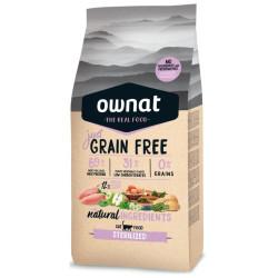 Ownat Just Grain Free Cat...