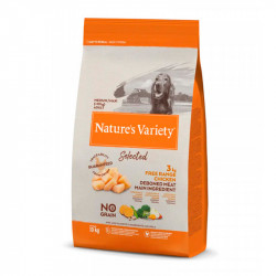 Nature's Variety Selected...