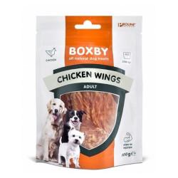 snack de alitas de pollo para perros adultos