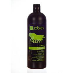 Champú Aloe Vera y Biotina Caballos Bubbles