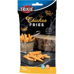 Patatas fritas de Pollo para Perro