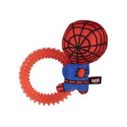 juguete para perros de spiderman