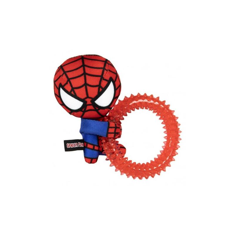 Mordedor spiderman para perros