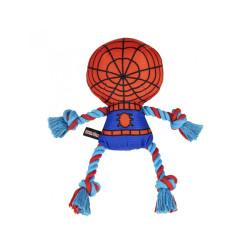 peluche spiderman para perros