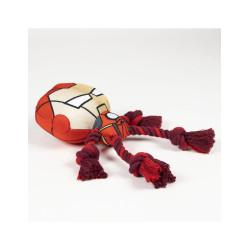 Iron Man juguete para perro