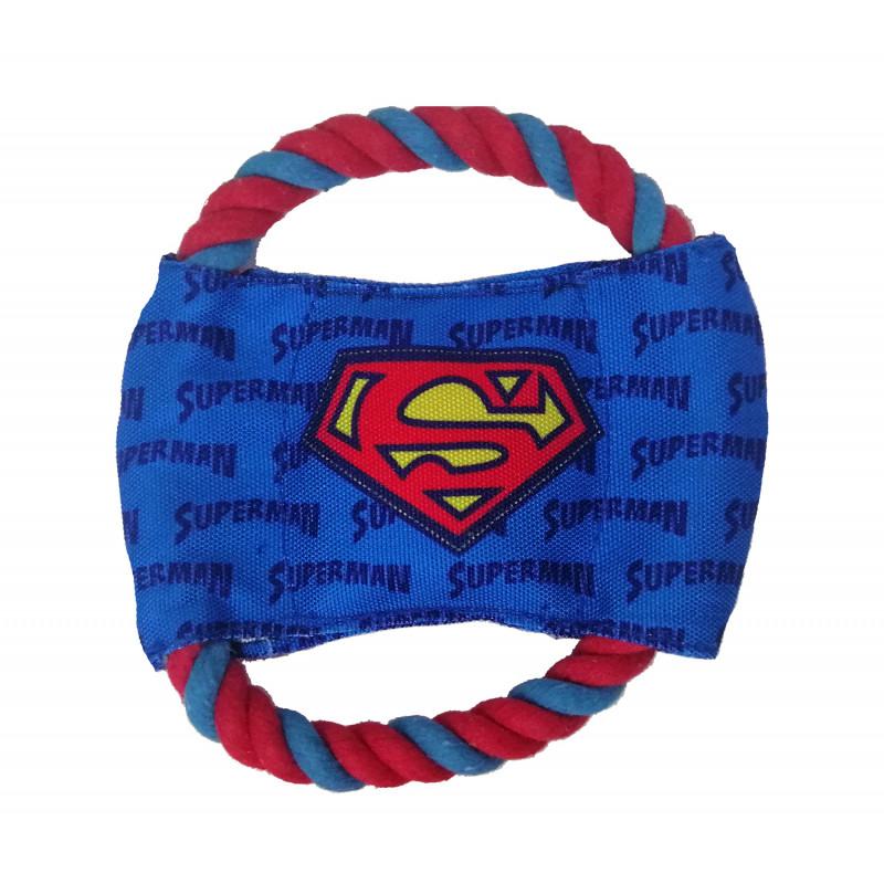mordedor perro superman