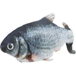 juguete para gato pez con movimiento