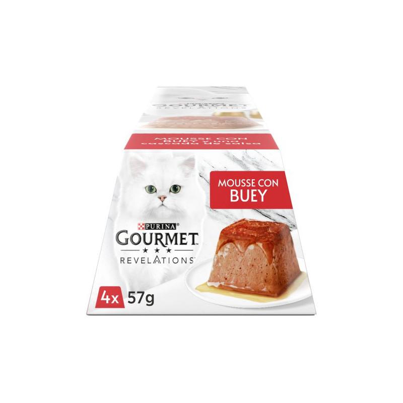 purina gourmet revelations buey