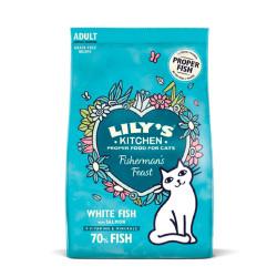 Lily's Kitchen Pienso Gato Pescado y Hierbas