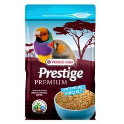 Prestige Tropical Finches comida para pájaros exóticos