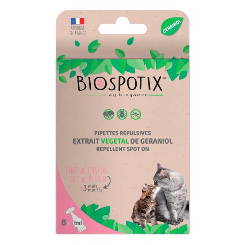 pipetas antiparasitarias naturales para gatos