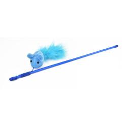caña azul para gatos