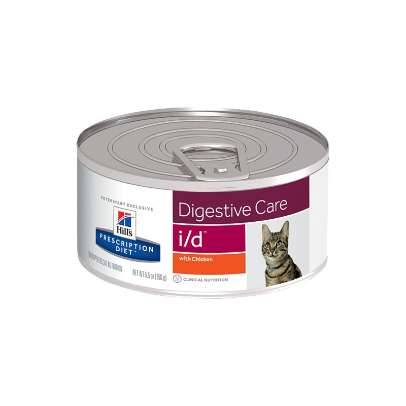 Hills Prescription Diet Feline Gastrointestinal i/d